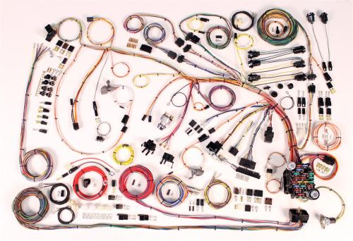 small resolution of 1966 chevrolet impala american autowire classic update series wiring harness kits 510372 free shipping on orders over 99 at summit racing