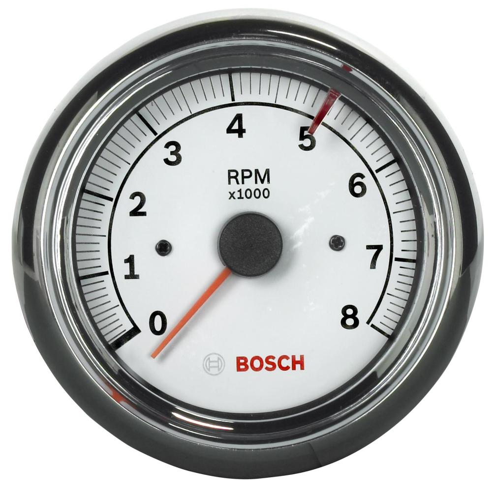 medium resolution of bosch sport ii tachometer gauges fst 7903 free shipping on orders over 99 at summit racing