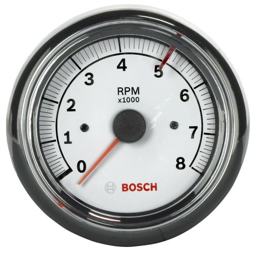 small resolution of bosch sport ii tachometer gauges fst 7903 free shipping on orders over 99 at summit racing