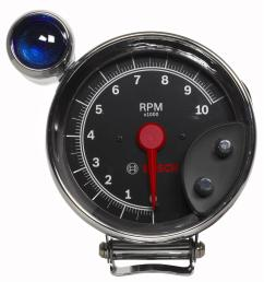 bosch sport iii tachometer gauges fst 7905 free shipping on orders over 99 at summit racing [ 1498 x 1600 Pixel ]