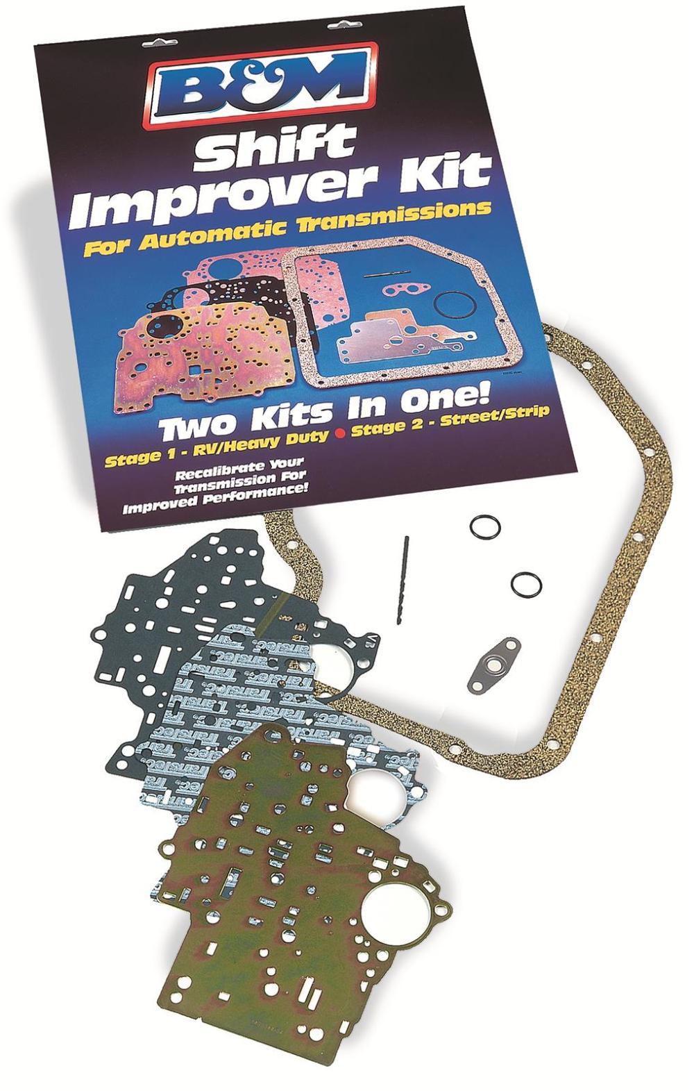 medium resolution of b m shift improver kits 30262 free shipping on orders over 99 at summit racing