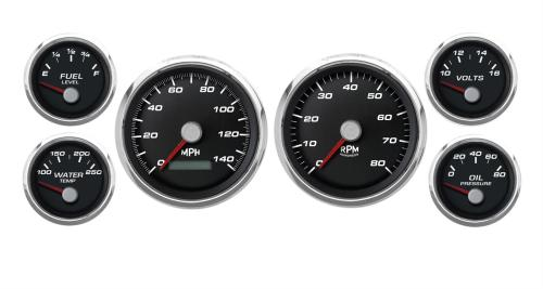 small resolution of cal custom performance series analog gauge kits cal 220261401 free shipping on orders over 99 at summit racing