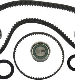 mitsubishi eclipse continental elite timing belt kits gtk0230a free shipping on orders over 99 at summit racing [ 1600 x 1001 Pixel ]