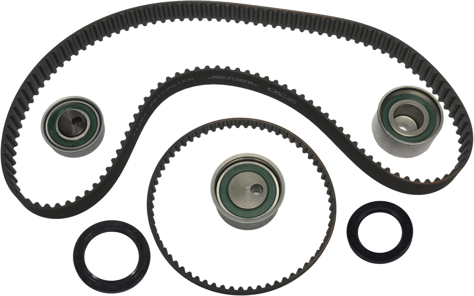 hight resolution of mitsubishi eclipse continental elite timing belt kits gtk0230a free shipping on orders over 99 at summit racing