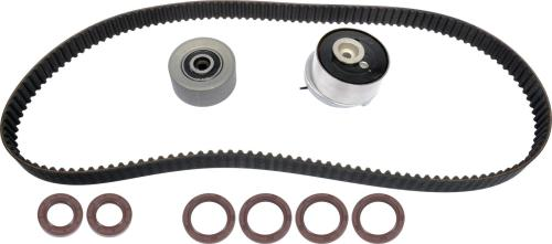 small resolution of chevrolet aveo continental elite timing belt kits gtk0338 free shipping on orders over 99 at summit racing
