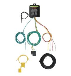 curt taillight converter wiring kits 59236 free shipping on orders over 99 at summit racing [ 1600 x 1600 Pixel ]