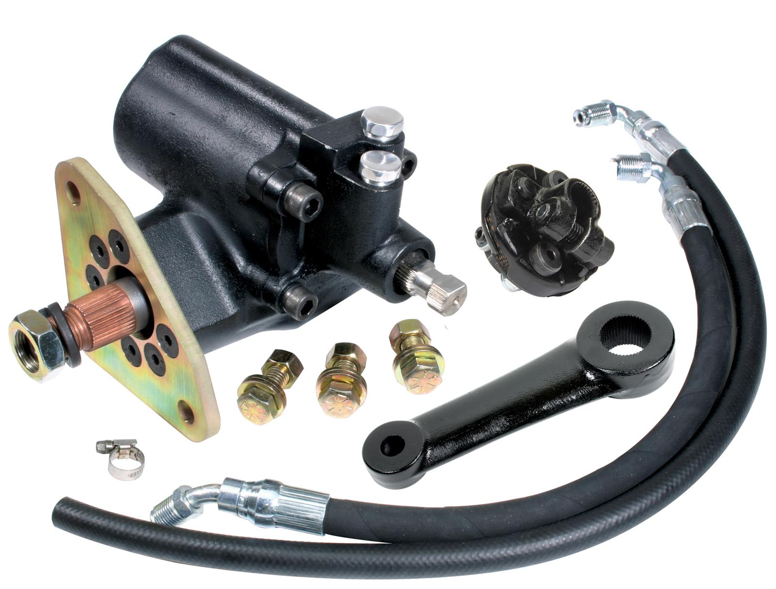 hight resolution of classic performance power steering conversion kits cpp5559psk oc free shipping on orders over 99 at summit racing