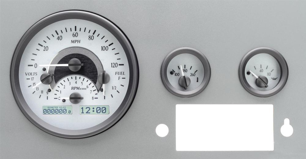 medium resolution of cj5 dakota digital vhx series direct fit analog gauge systems vhx55jkmhsb free shipping on orders over 99 at summit racing