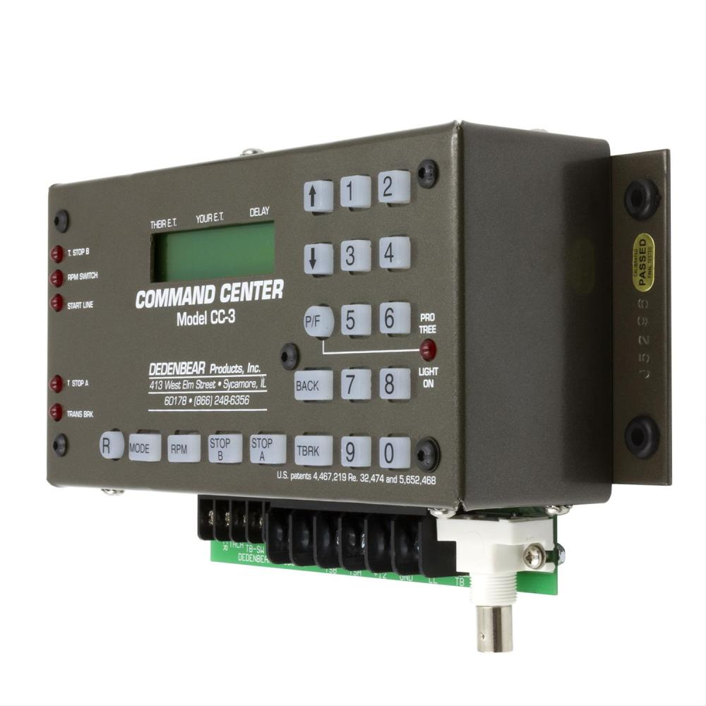 medium resolution of dedenbear command center delay boxes cc3 free shipping on orders over 99 at summit racing