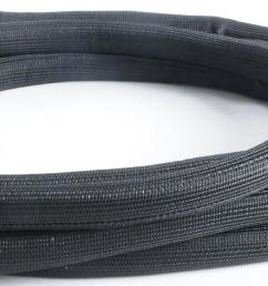 dei easy loom split wire sleeves 010654b100 free shipping on orders over 99 at summit racing [ 1600 x 605 Pixel ]