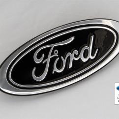 Free Ford Logo Virago 920 Wiring Diagram Defenderworx Emblems 98403 Shipping On Orders