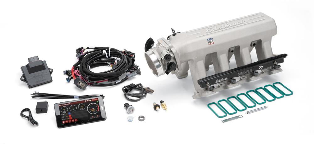 medium resolution of edelbrock pro flo 4 xt efi systems 35720 free shipping on orders over 99 at summit racing