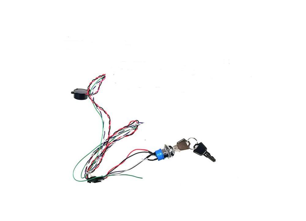 medium resolution of esc wiring harnes