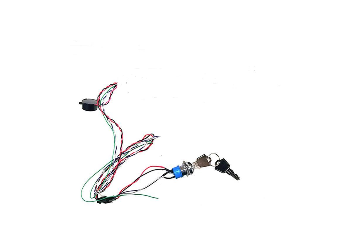hight resolution of esc wiring harnes