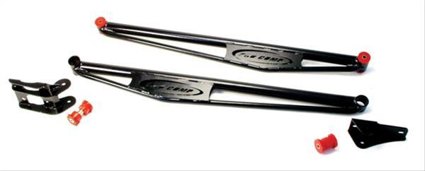 Pro Comp Traction Bars Lateral Trac Steel Black Ford F-250