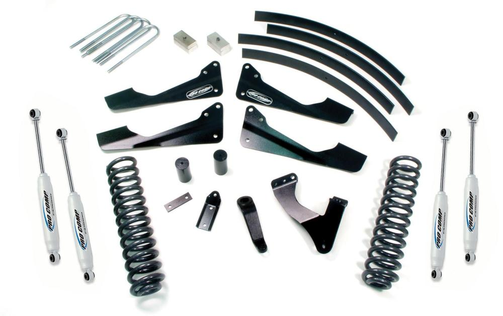 medium resolution of pro comp suspension lift kits k1088b free shipping on orders over 99 at summit racing