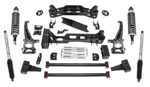 small resolution of pro comp stage ii suspension lift kits k4189bpx free shipping on orders over 99 at summit racing