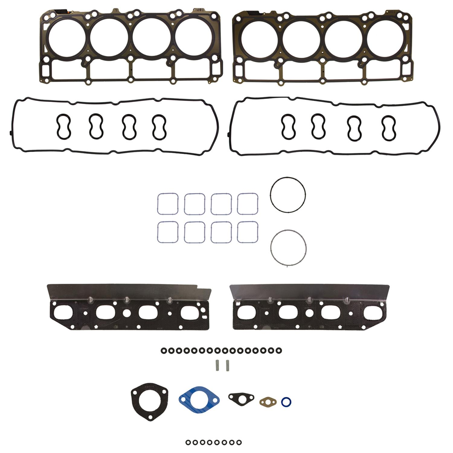 Fel Pro Hs Pt Gaskets Head Set Mopar 5 7l Hemi Kit