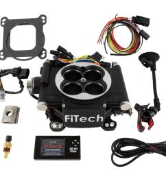 fitech go efi 4 600 hp self tuning fuel injection systems 30002 free shipping on orders over 99 at summit racing [ 1600 x 1067 Pixel ]