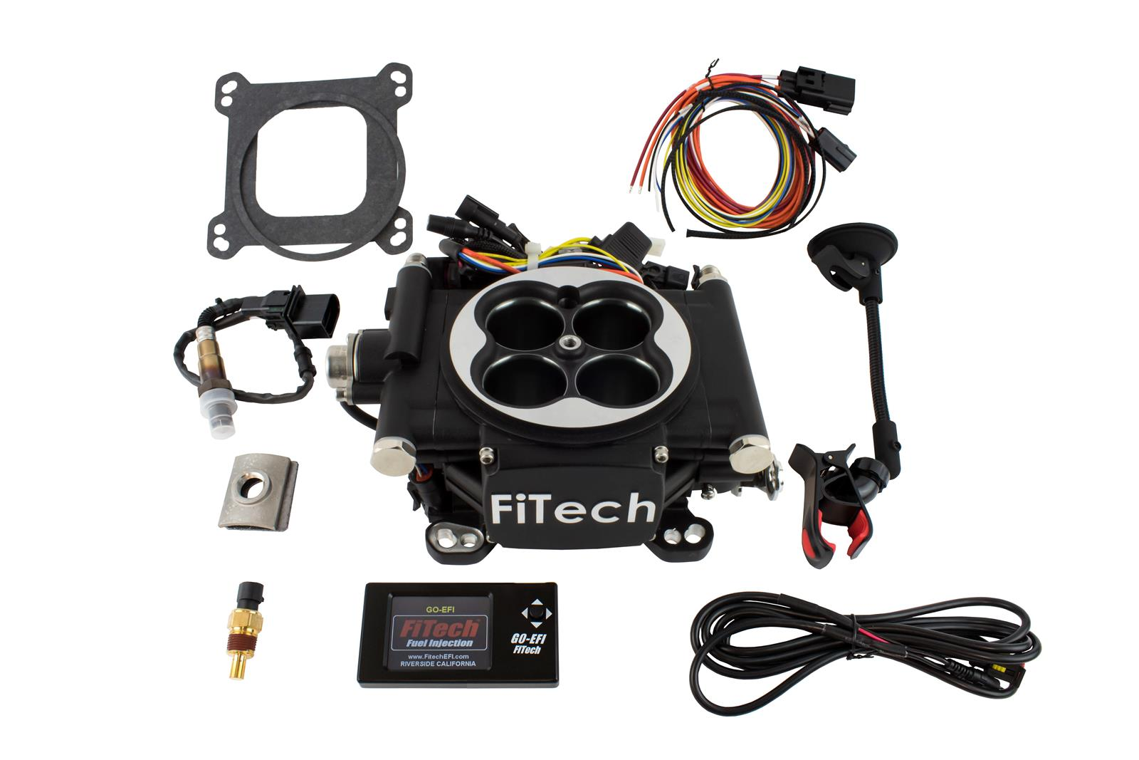 hight resolution of fitech go efi 4 600 hp self tuning fuel injection systems 30002 free shipping on orders over 99 at summit racing