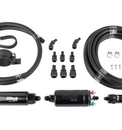 fitech fuel delivery kits 40005 free shipping on orders over 99 at summit racing [ 1600 x 1067 Pixel ]