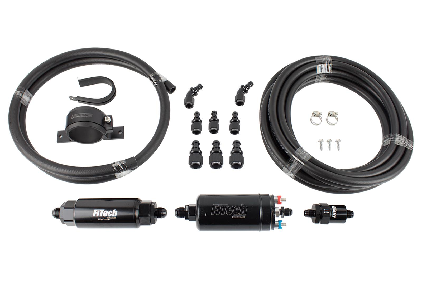 hight resolution of fitech fuel delivery kits 40005 free shipping on orders over 99 at summit racing