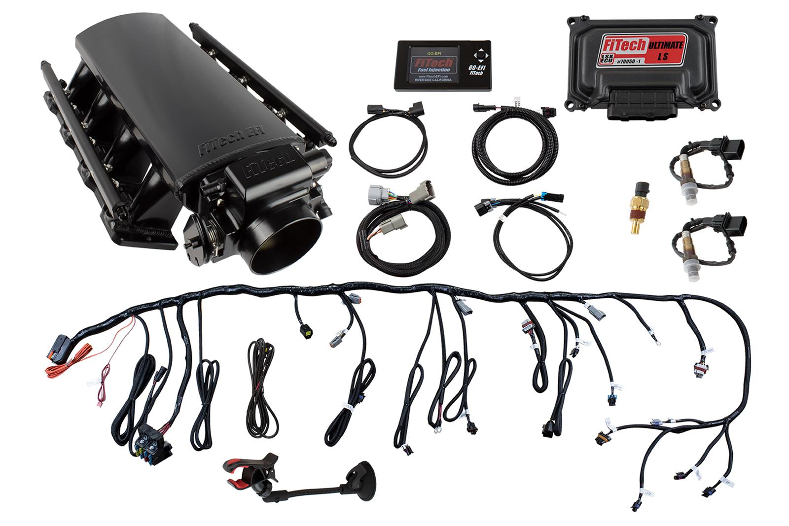 hight resolution of fitech ultimate ls efi 500 hp fuel injection systems 70001 free shipping on orders over 99 at summit racing