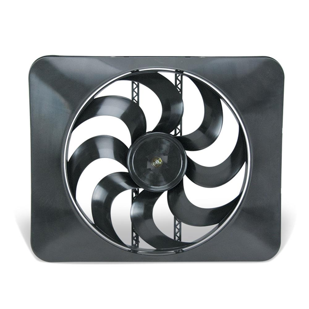 hight resolution of flex a lite black magic xtreme series electric fans 180 free shipping on orders over 99 at summit racing