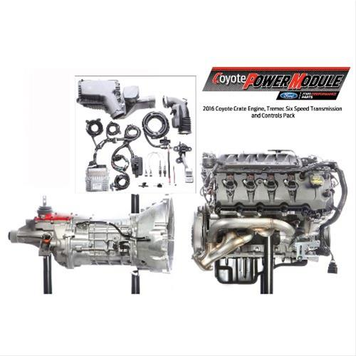 Ford Performance Parts Coyote Power Modules M-9000-PMCM