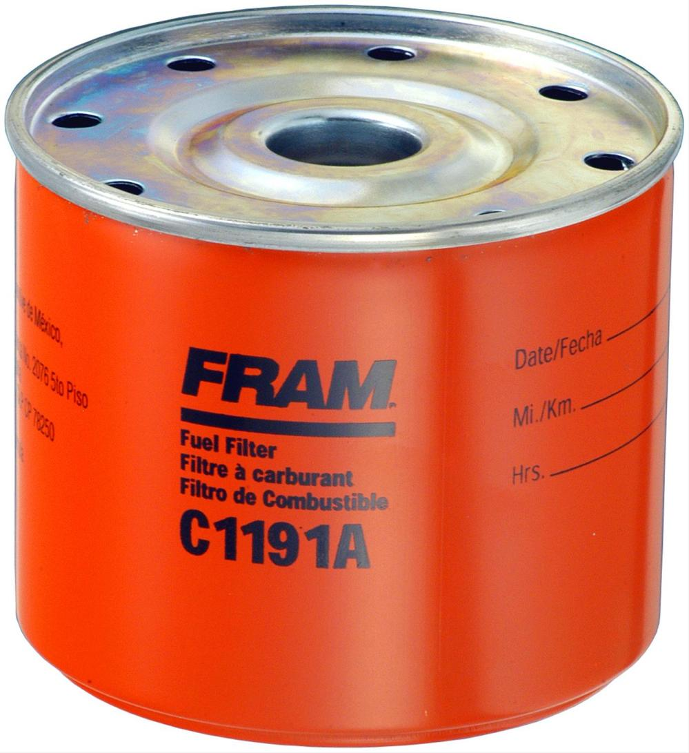 medium resolution of fram fuel filters c1191a free shipping on orders over 99 at summit racing