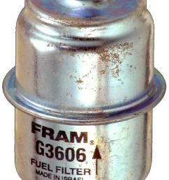 fram fuel filters g3606 free shipping on orders over 99 at summit racing [ 698 x 1500 Pixel ]