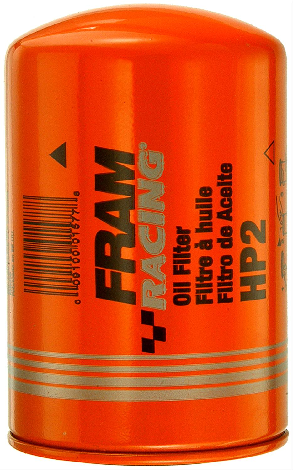 hight resolution of fram hp series oil filters hp2 free shipping on orders over 99 at summit racing