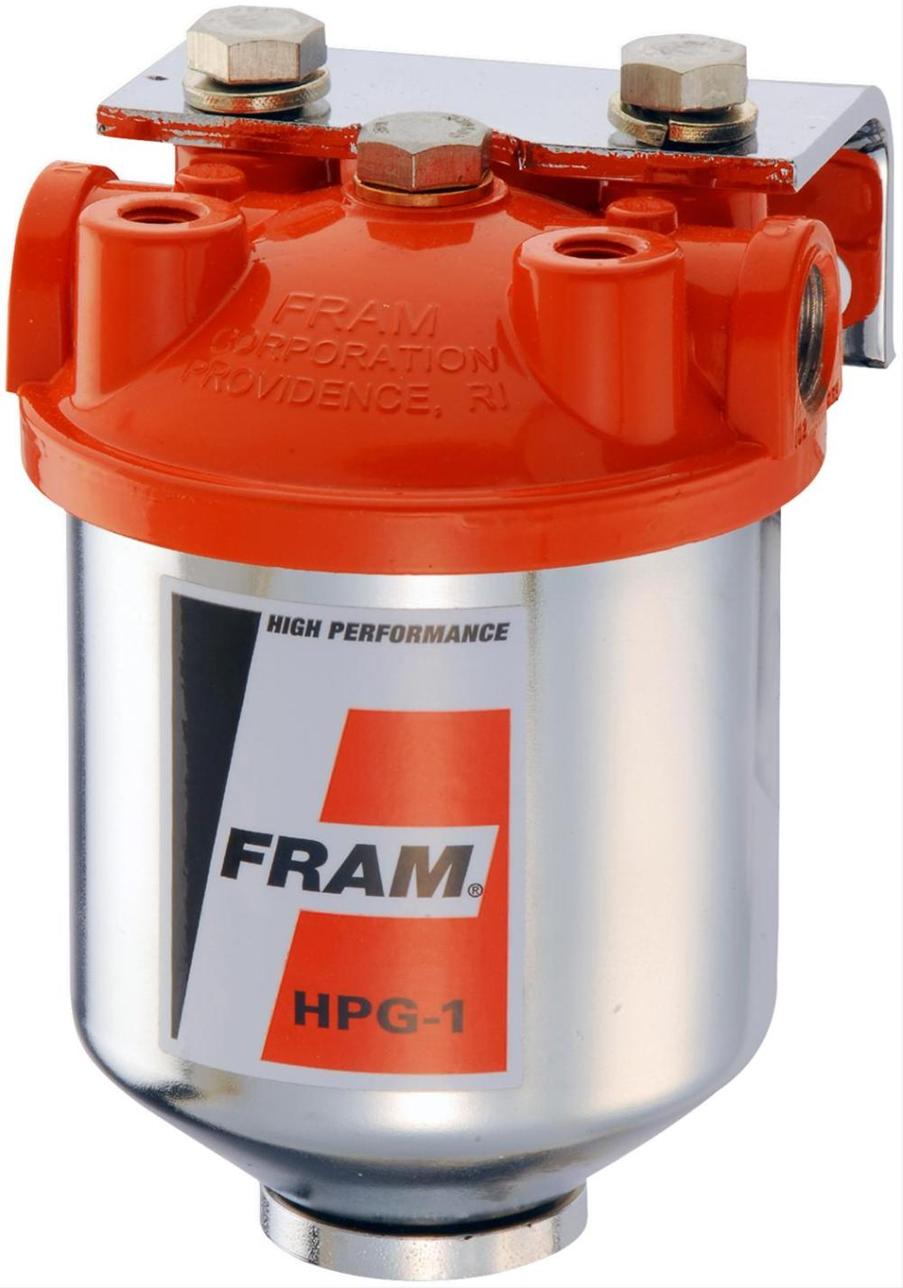 medium resolution of fram fuel filters hpg1 free shipping on orders over 49 at summit racing