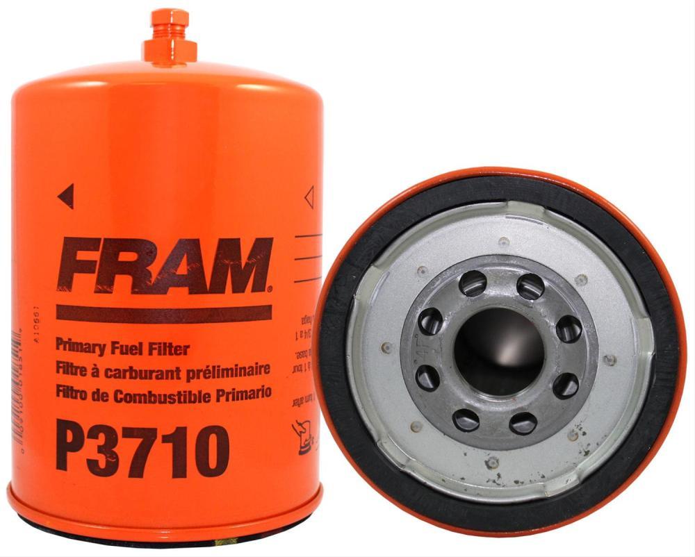 medium resolution of fram fuel and water separator filters p3710 free fram hpg1 fuel filter