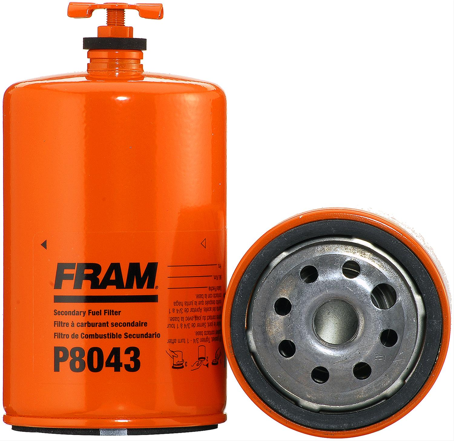 hight resolution of fram fuel filters p8043 free shipping on orders over 99 oil filter fram top fuel racing