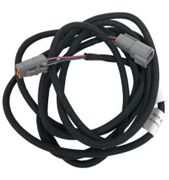 fast ez efi 2 0 replacement wiring harnesses 30310 free shipping on orders over 99 at summit racing [ 1600 x 1600 Pixel ]