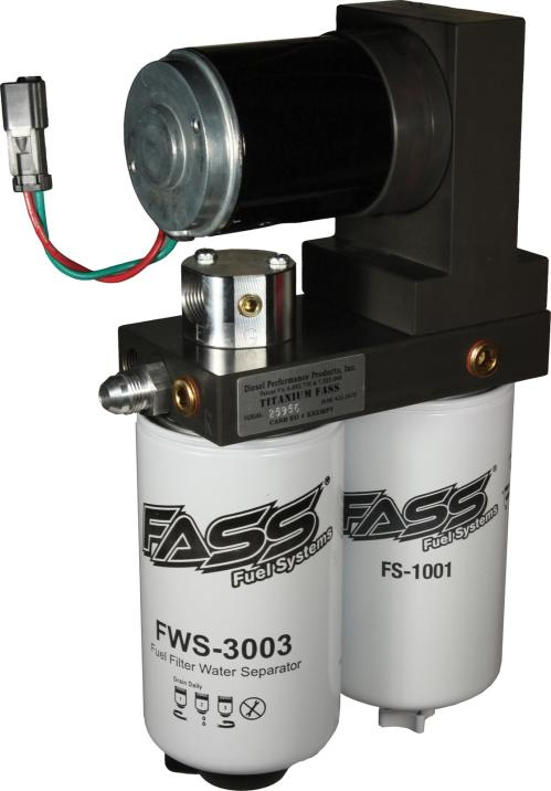 small resolution of fass fuel systems titanium series fuel air separation systems t d08 150g free shipping on orders over 99 at summit racing