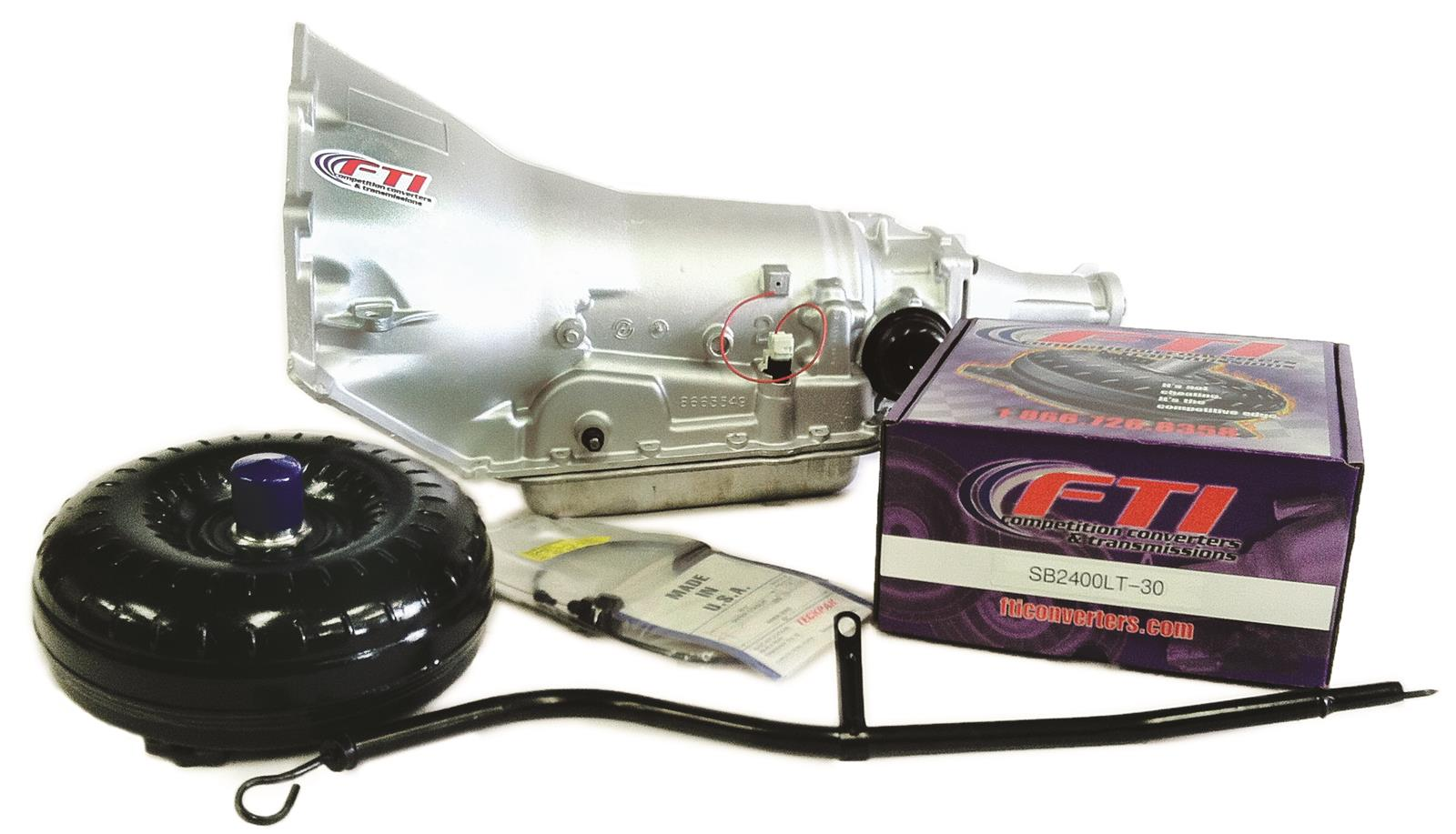 hight resolution of fti performance 700r4 2kh free shipping on orders over 99 at summit racing