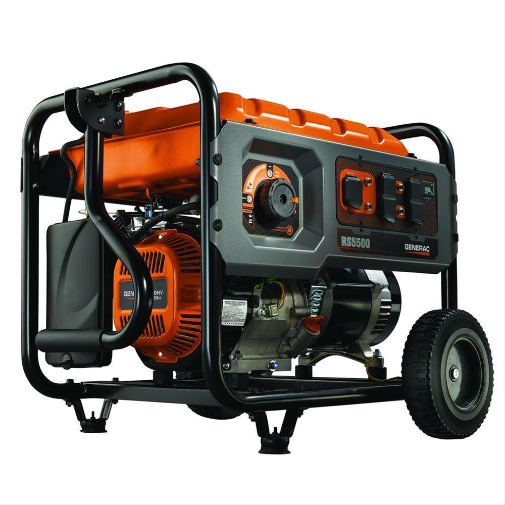 hight resolution of generac rs series portable generators 6674 free shipping on orders over 99 at summit racing