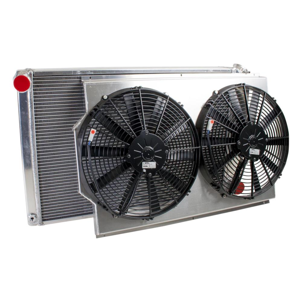 medium resolution of griffin performance fit radiator combos cu 00010 free shipping on orders over 99 at summit racing