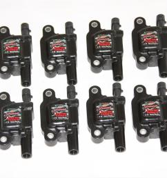 granatelli motor sports pro series xtreme coil packs 28 0513 cp free shipping on orders over 99 at summit racing [ 900 x 900 Pixel ]