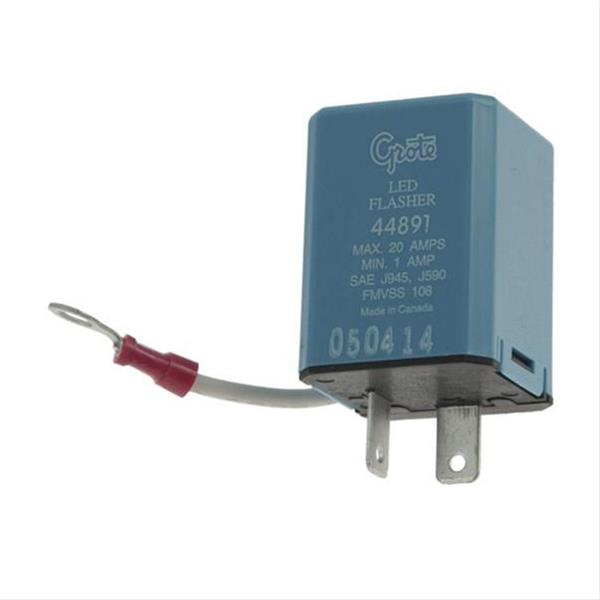 Turn Signal Flasher Wiring Schematics