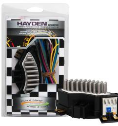 hayden digital fan controllers 3655 free shipping on orders over 99 at summit racing [ 1600 x 1570 Pixel ]