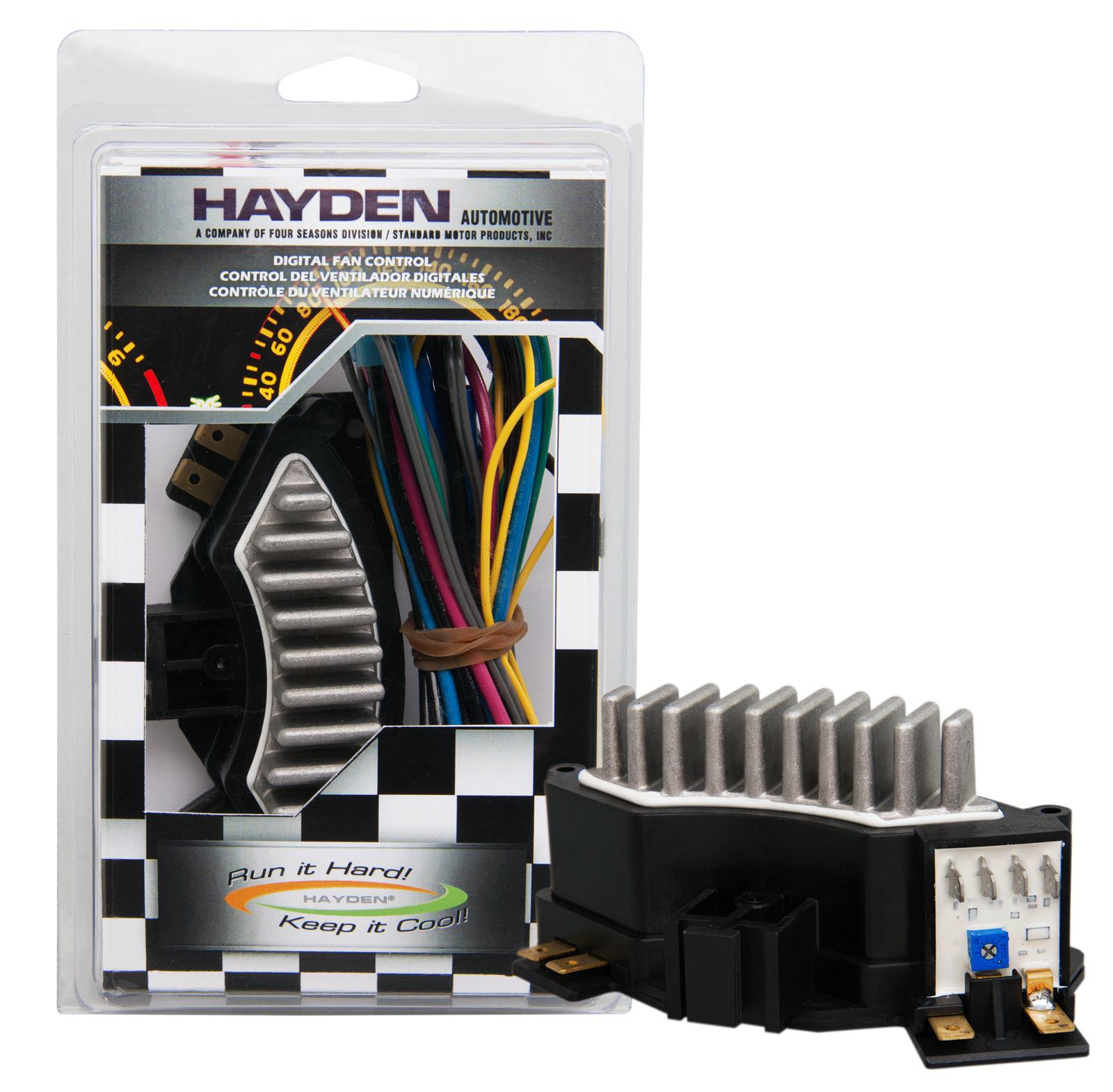 hight resolution of hayden digital fan controllers 3655 free shipping on orders over 99 at summit racing
