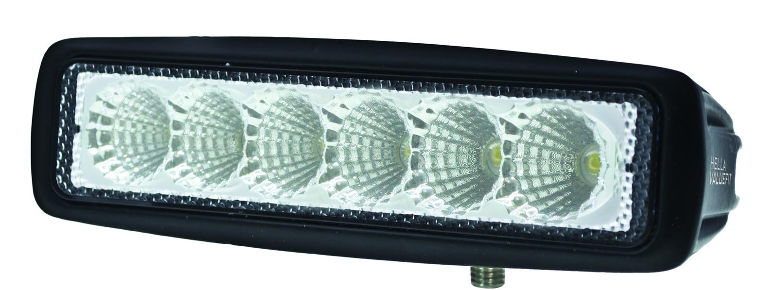 hight resolution of hella valuefit led light bars 357203001 free shipping on orders over 99 at summit racing