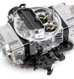 holley ultra double pumper carburetors 0 76750bk free shipping on orders over 99 at summit racing [ 1600 x 1268 Pixel ]