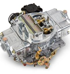 holley street avenger carburetors 0 80670 free shipping on orders over 99 at summit racing [ 1600 x 1313 Pixel ]