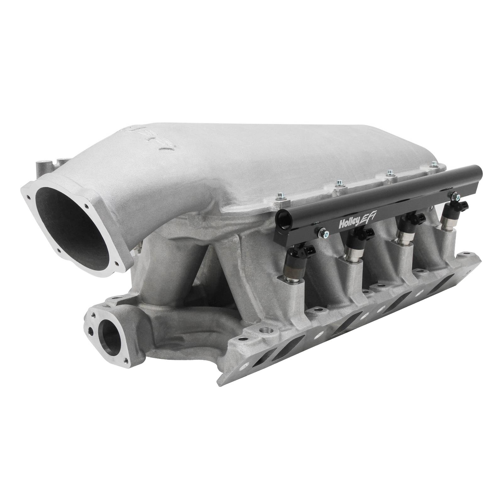 hight resolution of details about holley 351w ford hi ram efi intake manifold 300 242
