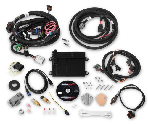 small resolution of holley hp efi ecu and harness kits 550 606n free shipping on orders over 99 at summit racing