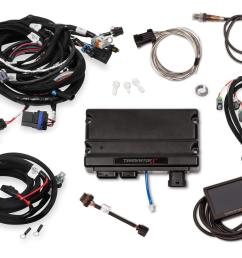 holley terminator x engine management systems 550 905 free shipping on orders over 99 at summit racing [ 1600 x 1100 Pixel ]